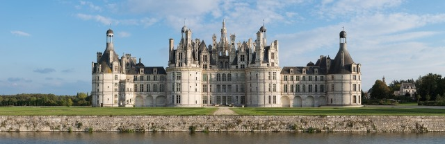 chateau-chambord-1088272_1920