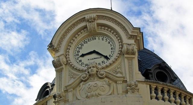 toulouse horloge